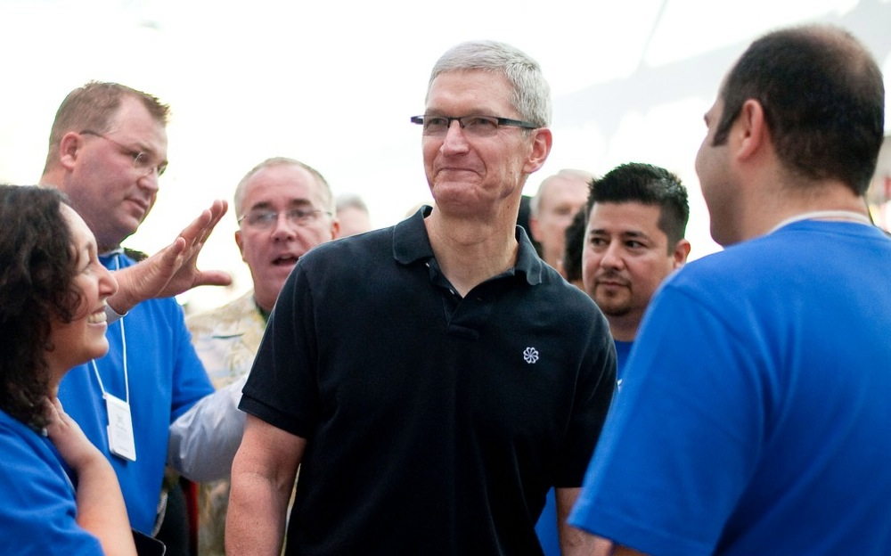 Financial Times、2014年「Person of the Year」にAppleのTim Cook CEOを選出