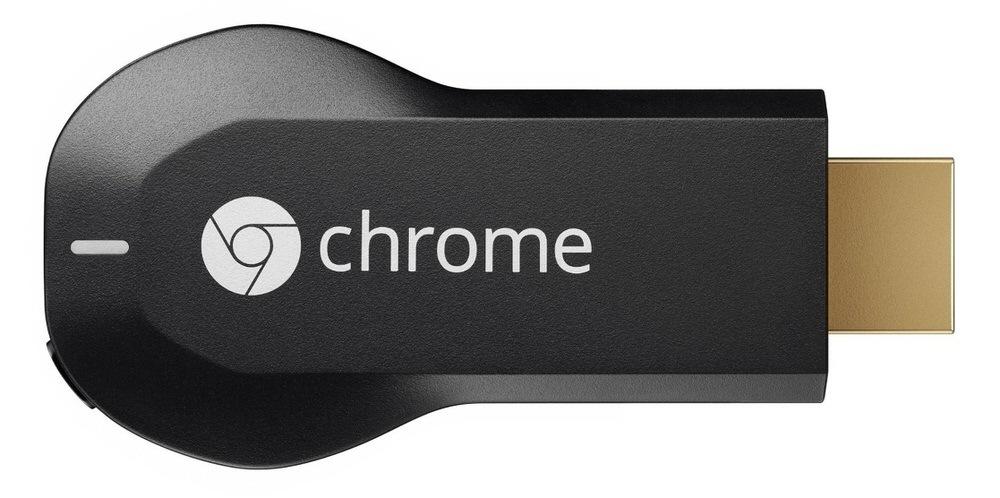 Amazon、ビックカメラ.comなどでTVに接続するストリーミングデバイス「Chromecast」の販売を開始