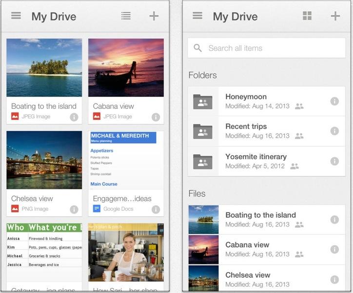 Google、パスコード機能を追加したiOSアプリ「Google ドライブ 3.0.0」リリース