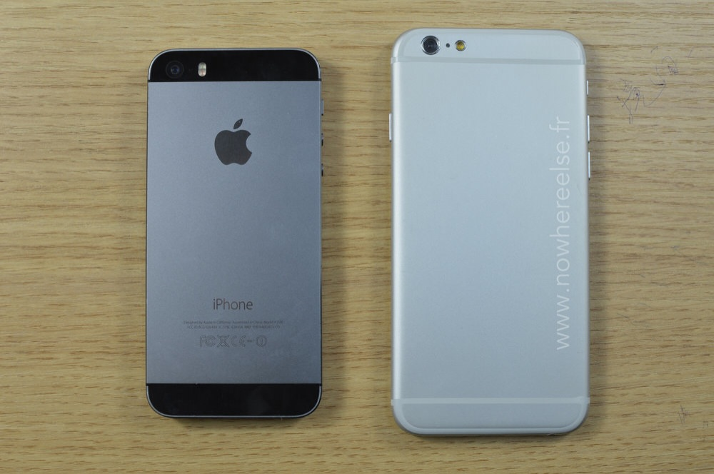 IPhone 6 VS iPhone 5s 003 1