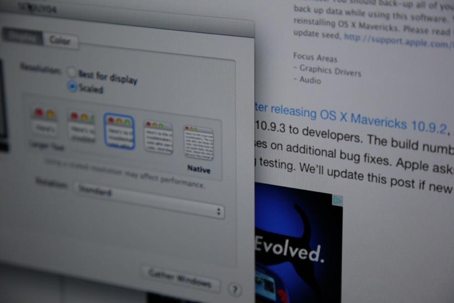 Apple、「OS X Mavericks 10.9.3」をまもなくリリースか!?