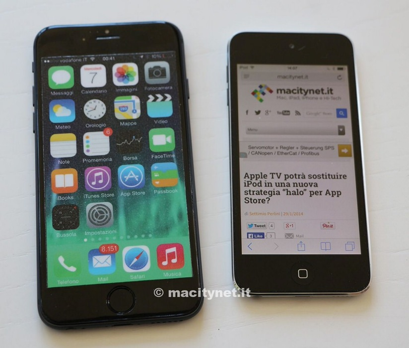 Iphone 6 ipod touch 1 2