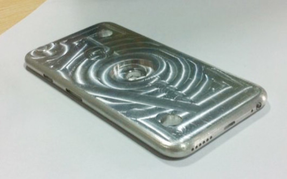 Iphone 6 mold 2 1