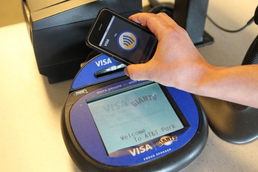 Iphone visa mobile payment 1