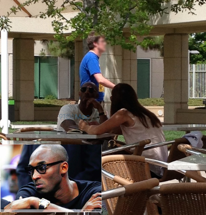 Kobe bryant apple campus endorsement deal1