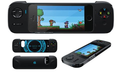 Amazon、タイムセールでiPhone 5s/5向けコントローラー「LOGICOOL G550」を2,980円プラス10%ポイント還元で販売中