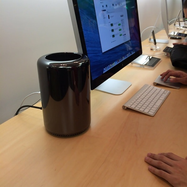 Apple Online Store、「Mac Pro (Late 2013)」の出荷予定日を「24時間以内」に短縮