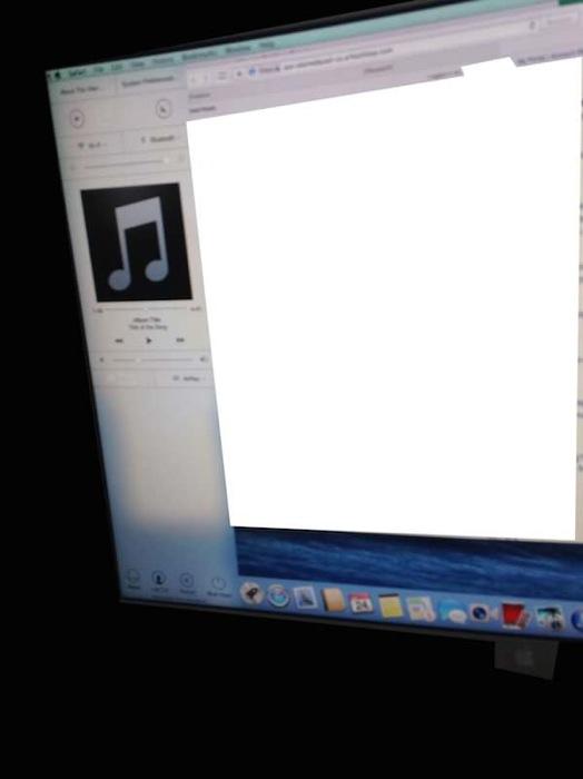 【Update】「OS X 10.10」のスクリーンショットがリーク!? UIのフラット化やControl Centerが搭載される!?