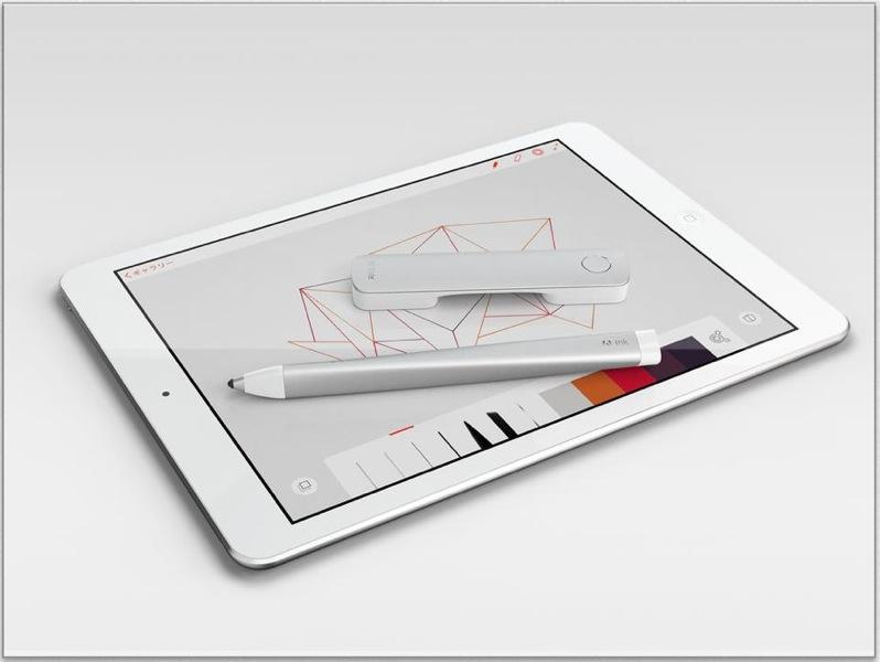 Adobe、iPad向け描写用アプリ「Adobe Line」リリース