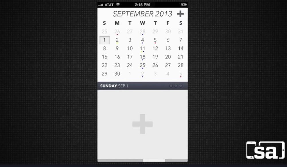 シンプルながら強力な機能を備えたカレンダーアプリ「Agenda Calendar 4」が200円 → 100円に値下げ中!【2014年6月19日版】アプリ新作・値下げ情報