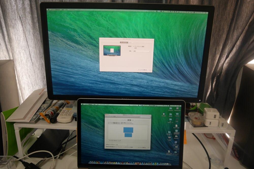 「OS X 10.9.3」でRetina表示がサポートされたDellの4K対応23.8インチディスプレイ「UP2414Q」をチェック