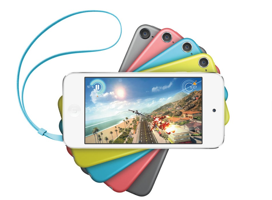 yodobashi.com、ビックカメラ.comでは「iPod touch(第5世代) 16GBモデル」の予約開始、7月1日販売開始!?