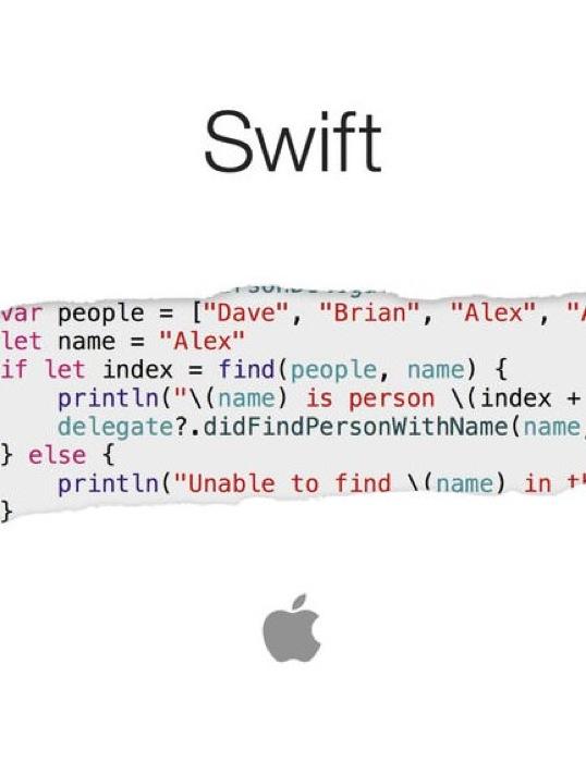 Apple、新しいプログラミング言語Swiftの解説書「The Swift Programming Language」をiBooksotreで配信開始