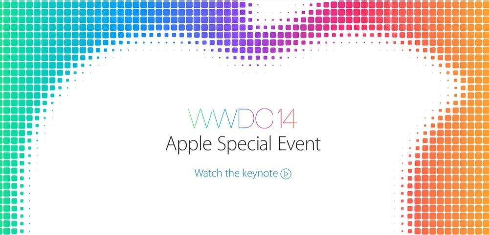 「WWDC 2014」の基調講演を10分でまとめた動画が公開される