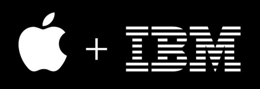 AppleとIBM、法人向けにiOSアプリの制作とデバイスの販売で提携