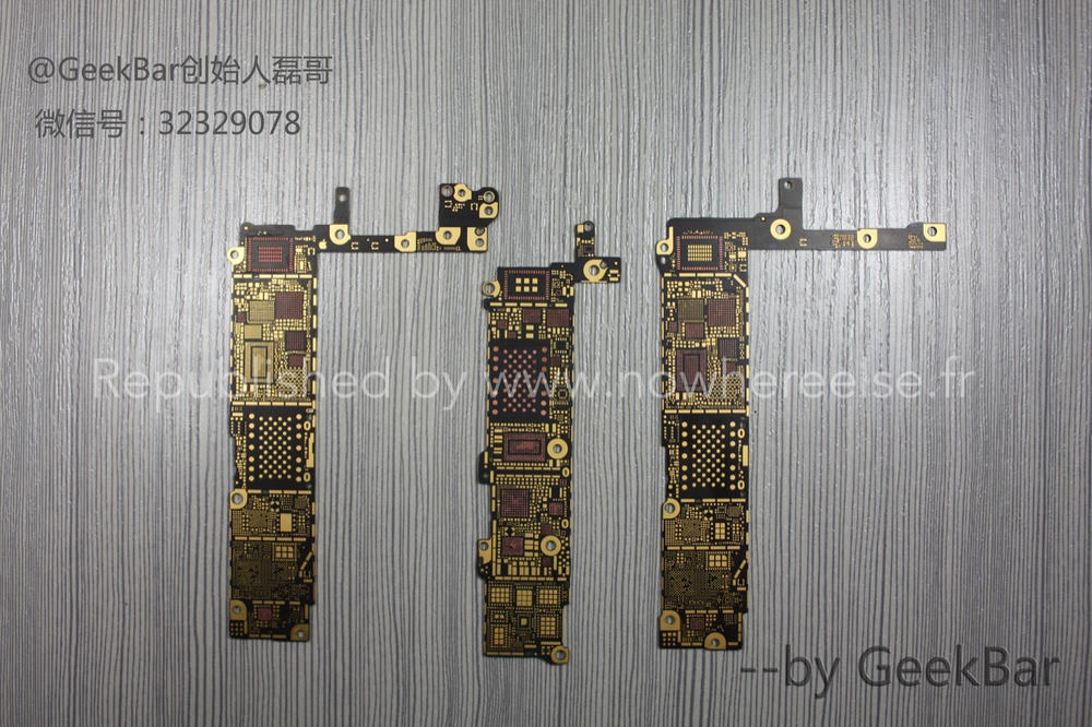 IPhone 6 Air PCB 1 1
