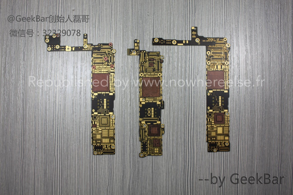 IPhone 6 Air PCB 2 1