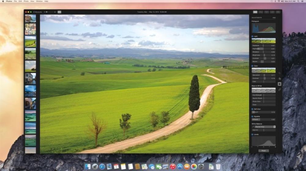 「Aperture」に置き換わる「写真」アプリには画像検索、編集、エフェクト、プラグインなどが提供される!?