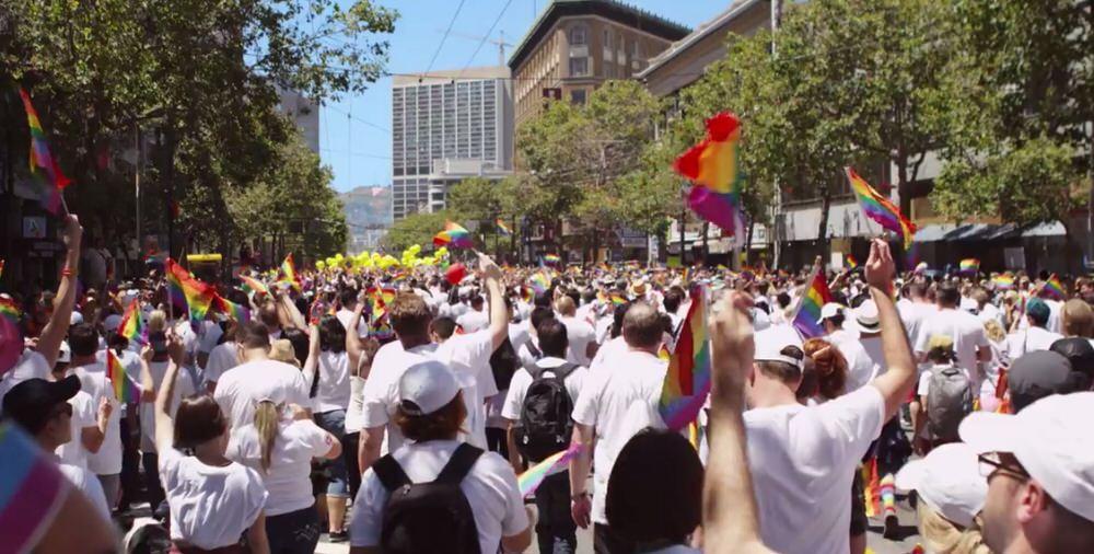 Apple、2014年6月29日に開催されたPride Paradeの模様を紹介した動画を公開