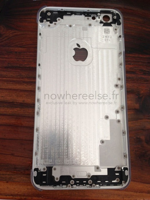 IPhone 6 Air Rear Shell 1