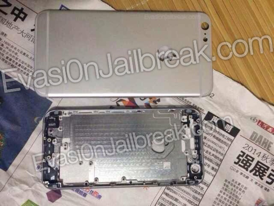 Iphone 6 leaked 5 5 inch housing 1