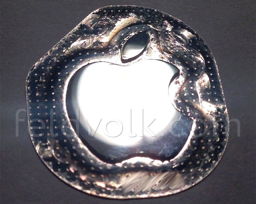 Iphone 6 embedded logo 1