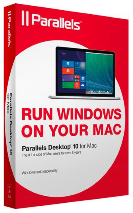 Parallels、OS X YosemiteやiCloudドライブをサポートする仮想化ソフト「Parallels Dersktop 10 for Mac」を発表