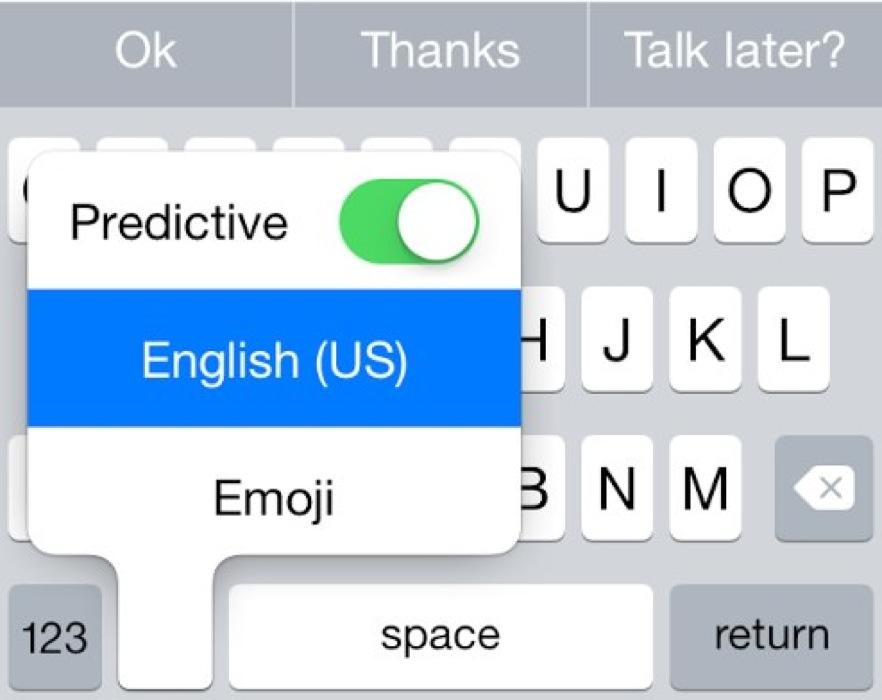 Predictive 1