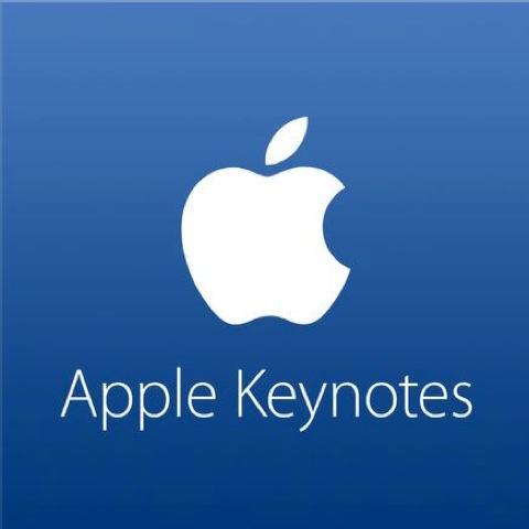Applekeynote