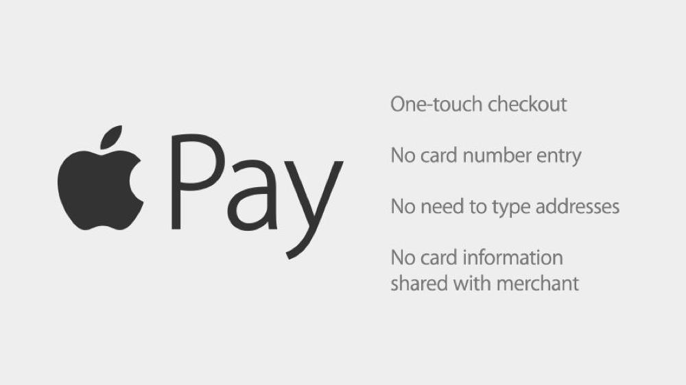 Apple、NFCやTouch IDによる決済システム「Apple Pay」を発表