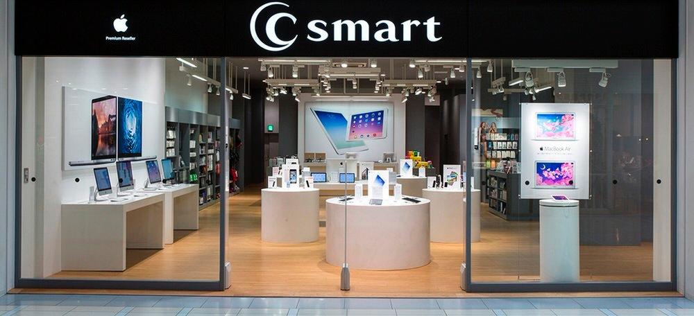 コスモネット、Apple Premium Reseller「C smart モレラ岐阜店」を2014年10月2日にオープン