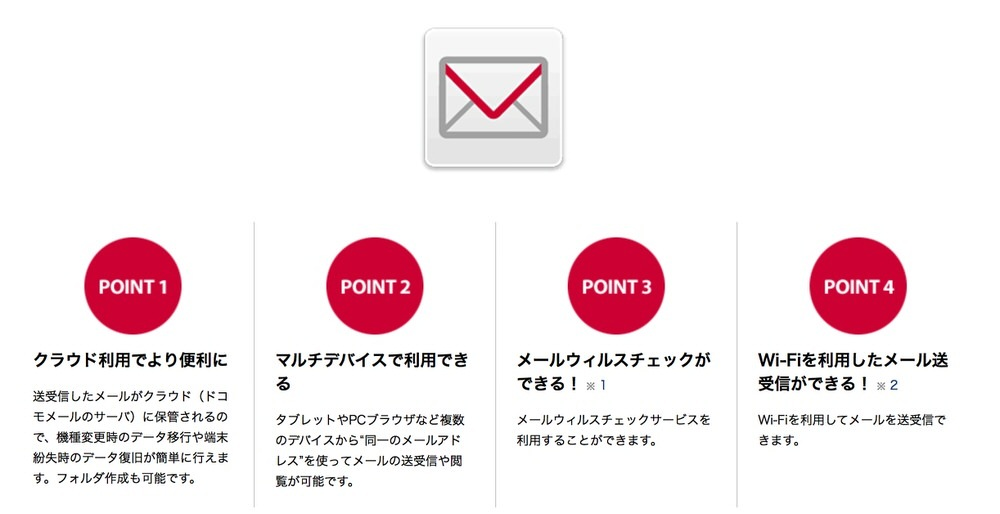 ドコモ版「iPhone」「iPad」でドコモメールの自動受信機能を設定する