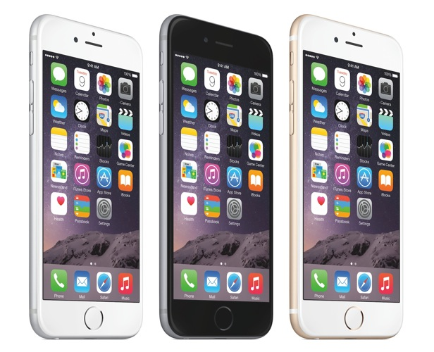 NTTドコモ、「iPhone 6」「iPhone 6 Plus」の予約受付を開始