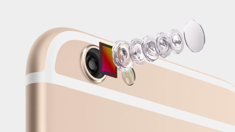 「iPhone 6s」のiSightカメラは800万画素のまま!?