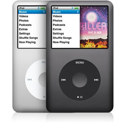 Apple、「iPod Classic」の販売を終了