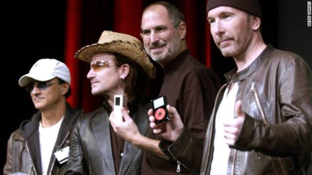 Appleのスペシャルイベントでは「U2」が重要な役割を果たす!?
