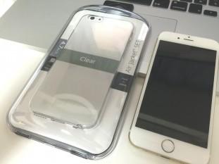 【レビュー】POWER SUPPORT「エアージャケットセット for iPhone 6」をチェック