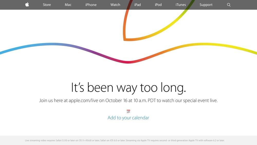 Applespeciallive