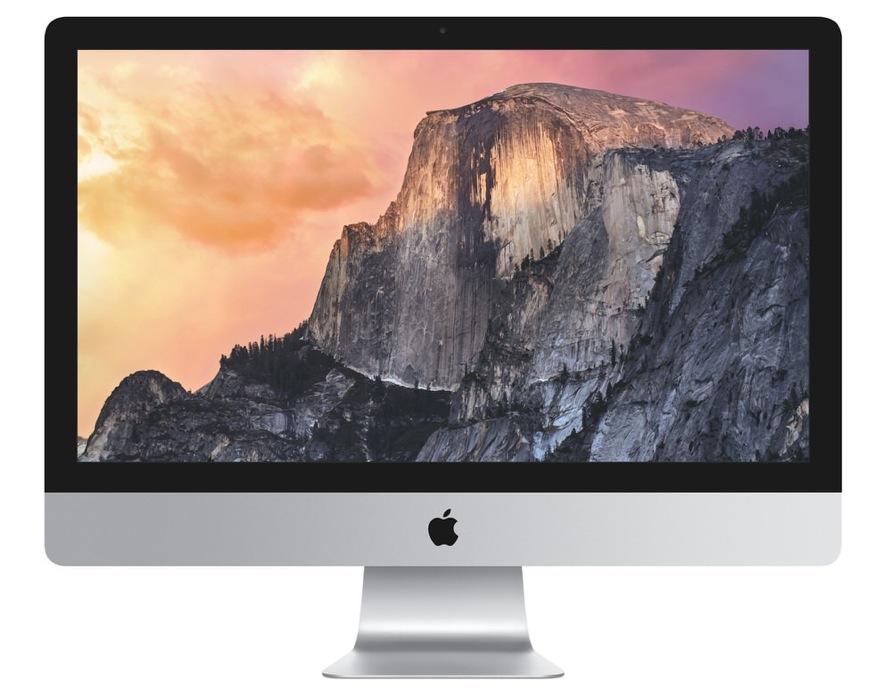 Apple、「iMac Retina 5Kディスプレイモデル」にエントリーモデルを追加