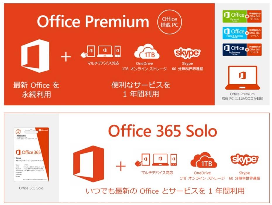 日本Microsoft、「Office 365 Solo」を10月17日に「Office for iPad」を年内に提供すると発表
