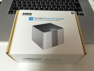 【レビュー】AnkerのBluetooth 4.0対応ポータブルスピーカー「A7908」をチェック