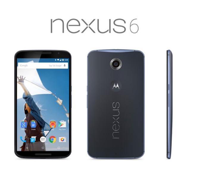 ワイモバイル、「Nexus 6」を12月11日から順次発売、本日12月4日より予約受付開始