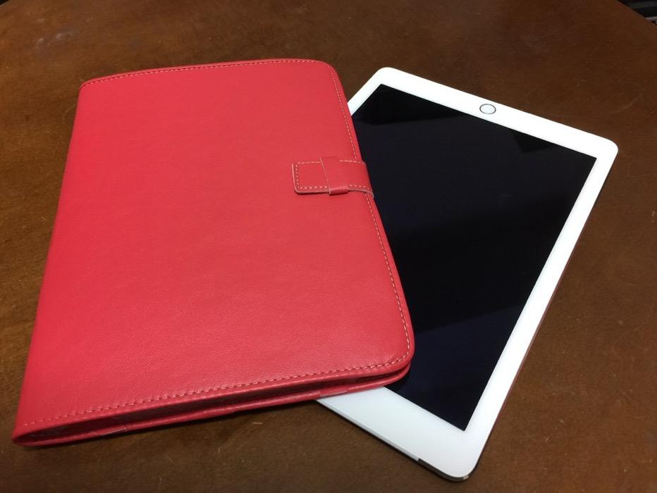 【レビュー】Simplism、iPad Air 2に対応した「超軽量フリップノートケース」をチェック