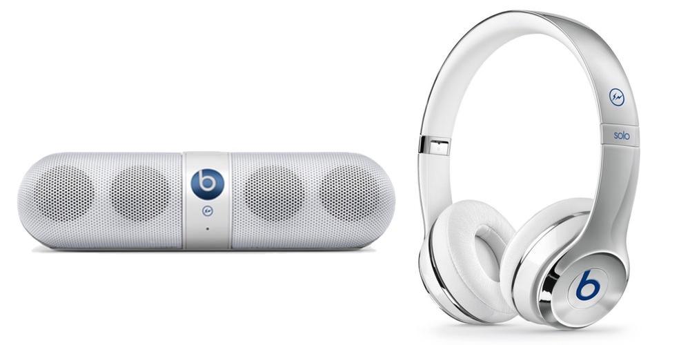 Apple Online Storeで「Beats Pill 2.0」と「Beats by Dr. Dre Solo2オンイヤーヘッドフォン」のFragmentスペシャルエディションを販売中