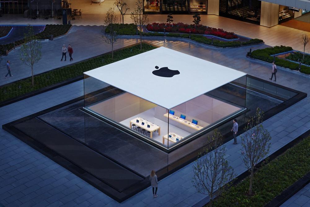 イスタンブールにある「Apple Store,Zorlu Center」が「Structural Awards 2014」の2つの部門で最高賞を受賞していた