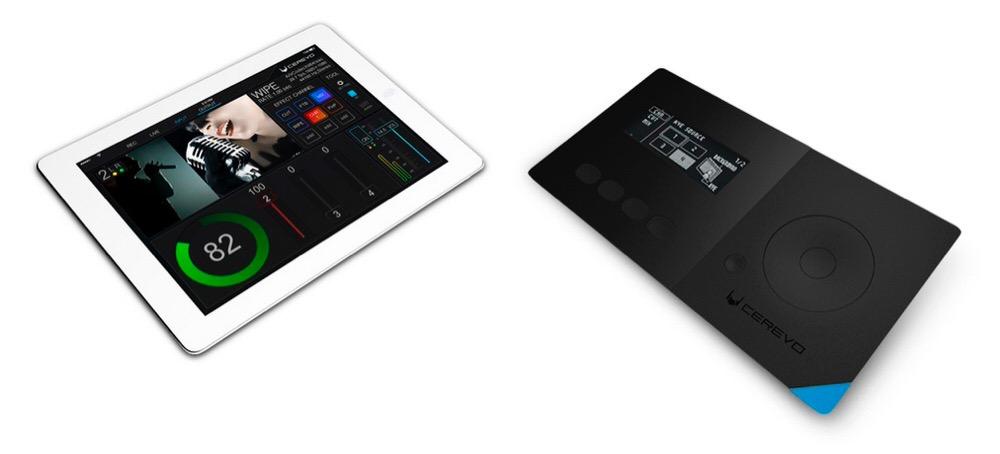 Cerevo、iPadから簡単に操作できるLive配信機能搭載ビデオスイッチャー「LiveWedge」の予約受付を開始