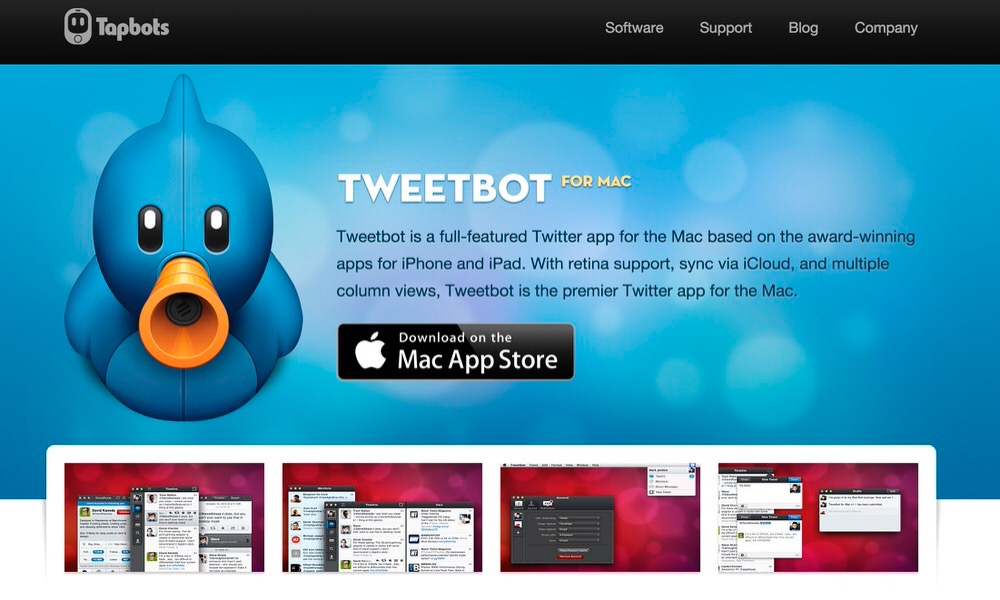 「Tweetbot for Mac」がまもなくMac App Storeで復活へ