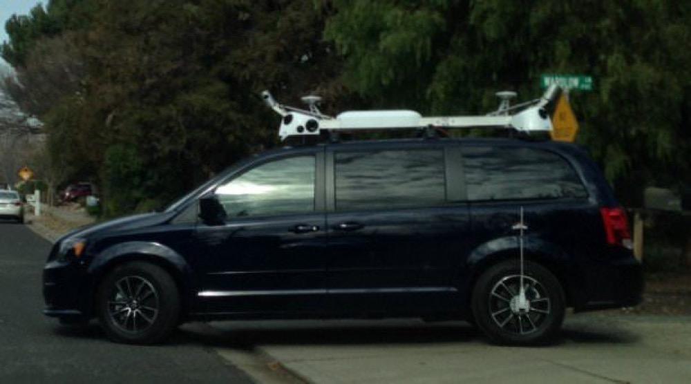 Apple、独自のマップデータのため車で調査していることを公式に認める