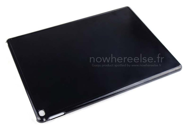 12インチ「iPad」用とみられる新たなケースの写真!?