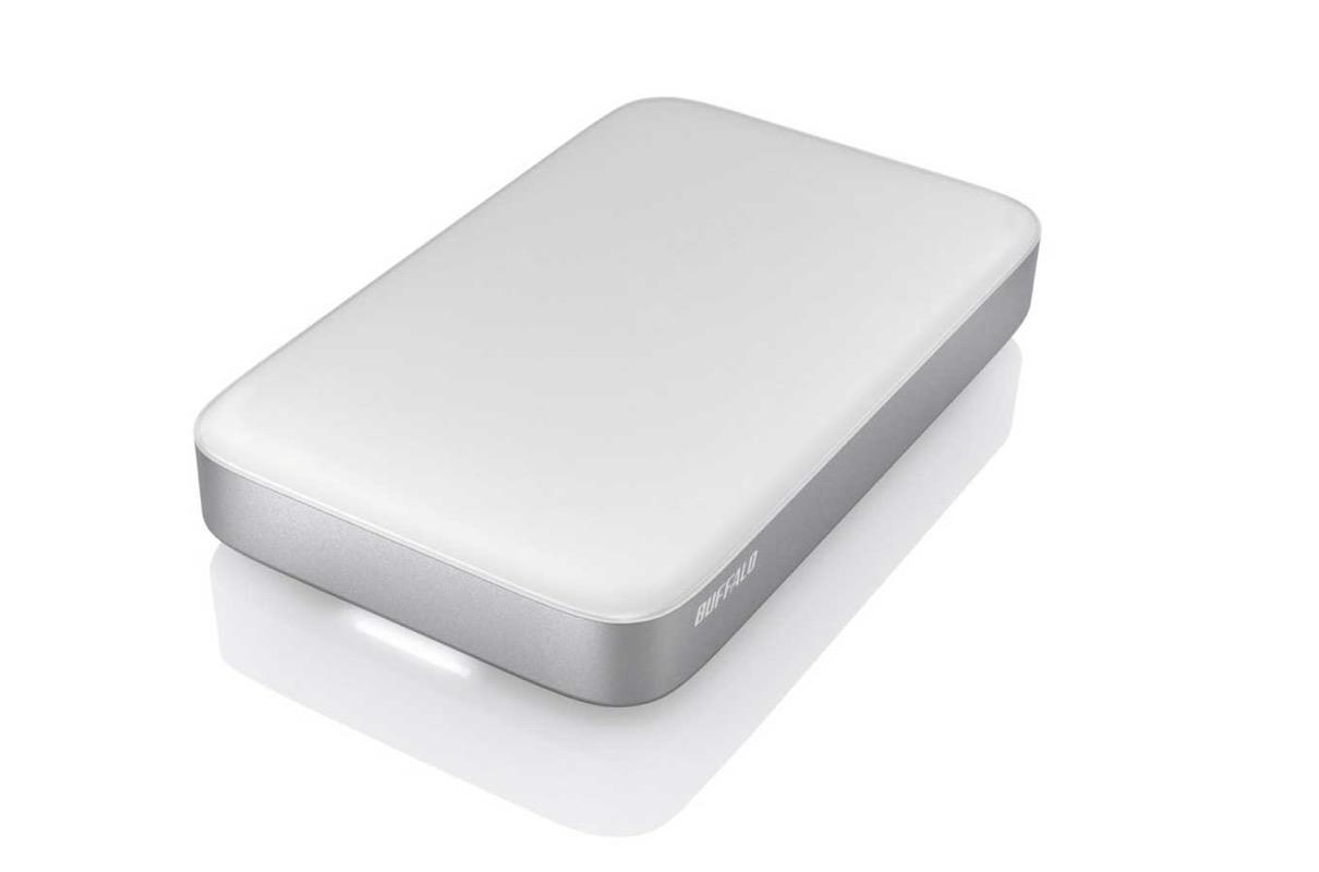 Amazon、BUFFALOの「Thunderbolt&USB3.0用 1TBポータブルHDD」を50%オフの16,980円で販売中(2015年2月23日までのタイムセール)